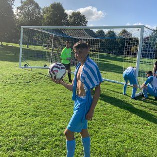 Grigoriou Hattrick highlight as Town record opening day goal glut