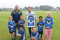 U8's GET TECHNICAL WITH A NEW SPONSOR