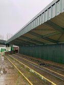 New Stand Nears Completion