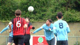 Woodley Utd v Longlevens