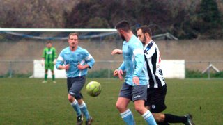 Chalvey get the better of United for the first time this season
