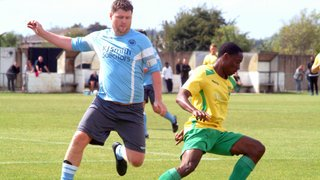 Woodley exit FA Vase at first hurdle
