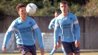 Woodley fall to narrow defeat to league leaders