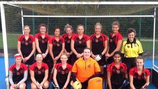 Bromley and Beckenham Ladies 2's - 7   Havering Ladies 1s - 0