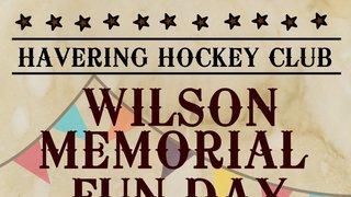 Wilson Memorial Fun Day