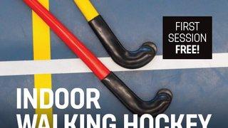 Indoor Walking Hockey
