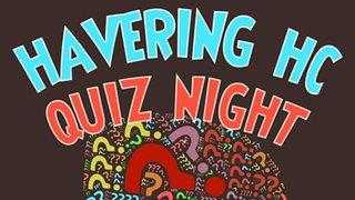Quiz Night - 16th November