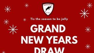 Ramsgate Grand New Year Draw