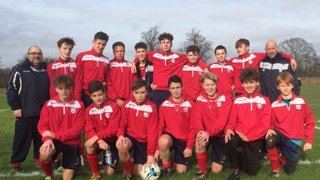 Under 15 Middlesex County Cup Final Preview