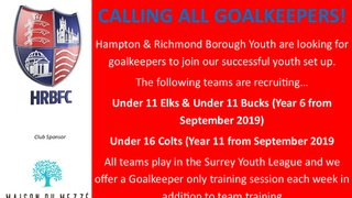 Calling all Keepers!