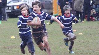 Bromyard v Stourbridge Under 9s
