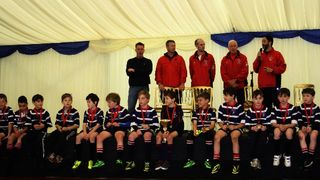 Under 9s - End of Season Presentation