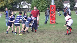 Bromsgrove v Stourbridge Under 10s, 12 October 2014