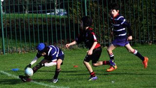 Moseley v Stourbridge RFC Under 10s