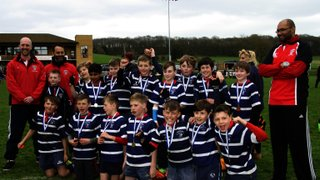 Stourbridge RFC Mini Rugby Festival, Under 10s, 12 April 2015