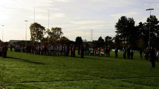 Respect Paid by Stourbridge RFC and Visiting Teams