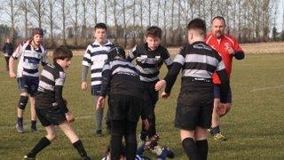 Bridgnorth v Stourbridge Under 13s - Sunday 3 February 2018