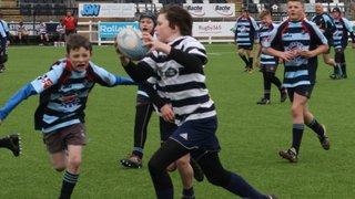 SRFC Under 13s v DK - Sunday 29 April 2018