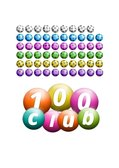 Lottery Bonus Ball & 100 Club Winners