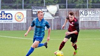 Ware U23 v St Margaretsbury Reserves 15.08.18