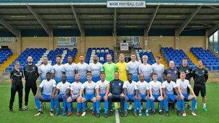 Ware FC 2018-2019