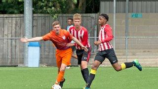 Ware U16 v East London Soccer Academy 04.08.2019