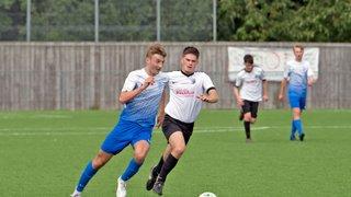 Ware U18 v Royston Town U18 11.08.2019