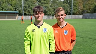 Ware U16 v Wroxham U16 01.09.2019
