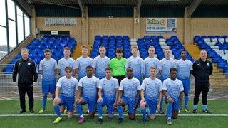 Ware U18 v Ilford U18 08.09.2019