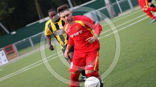 Harlow Town v Enfield 1893 11/07/14 By Heather Square