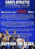 12th MAN DONATION