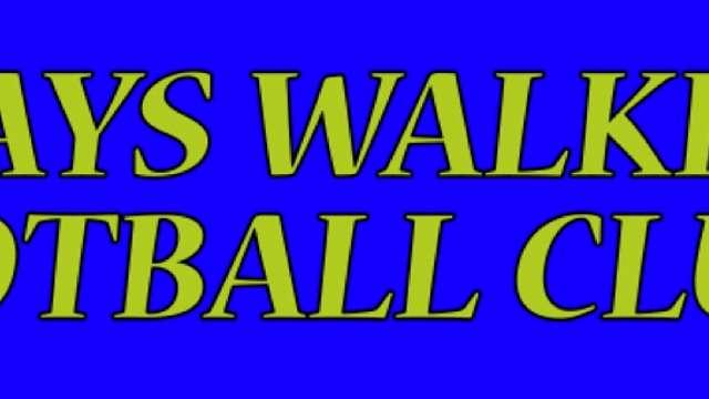 GRAYS ATHLETIC WALKING FC