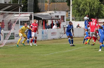 Photo courtesy of Les Biggs, Whitstable Town FC