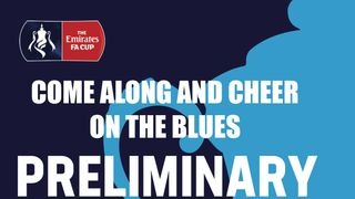 BLUES IN FA CUP ACTION THIS SATURDAY