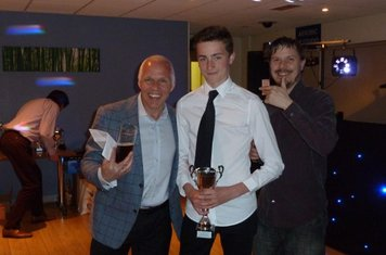 Mens 3rd XI - Most Improved Player - Cameron Follows