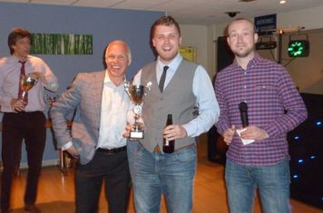 Mens 2nd XI - Most Improved Player - Greg Funnell
