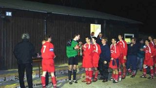 Anvils Archive: 2005 Reserve XI Mid Sussex Senior Cup Winners