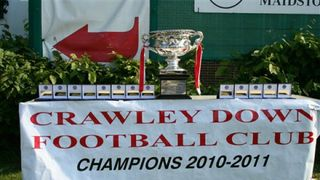 Anvils Archive: 2011 County League Champions