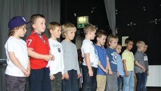 Anvils Archive: 2012 Junior Presentation