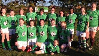 Womens Development Match Report Sunday 28th October