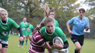 Match Report Women's Rugby
