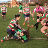 Match Report - Women's Rugby 13th January