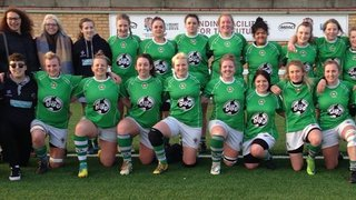 Match Report Womens Rugby Sunday 3rd February