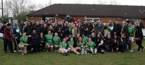 Womens rugby match report  7th April