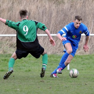 Blues on the Ball at Gorsey Lane...