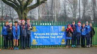 Under 13's Santa Dash
