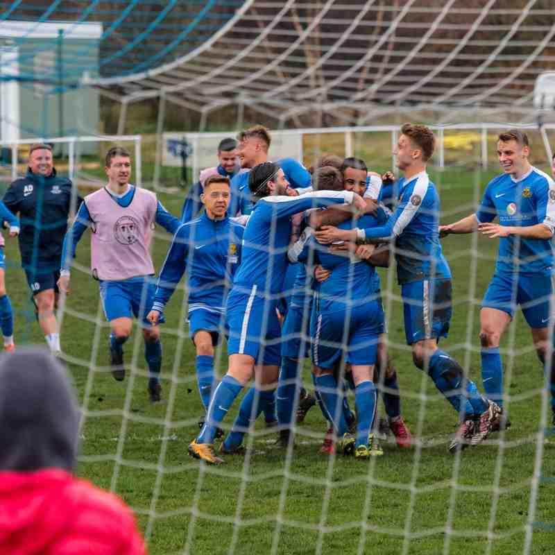1st Team v Congleton Vale (Photos by Lee Wolstencroft)