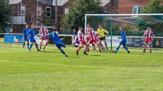 Second half collapse costs blues at Gorsey Lane...