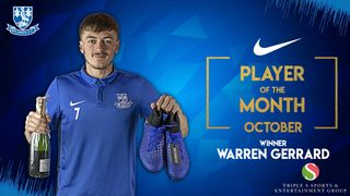 Nike Hypervenom Player of the Month - October