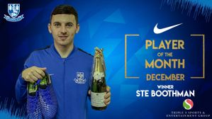Nike Hypervenom Player of the Month - December
